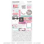 Unforgettable Accessory Stickers - Cocoa Vanilla Studio