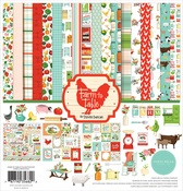 Farm To Table Collection Kit - Carta Bella - PRE ORDER
