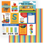 Back to School Paper - Recess - Photoplay - PRE ORDER