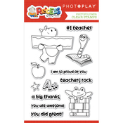 Recess Stamp Set - Photoplay