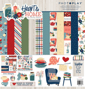 12x12 Collection Pack - Heart & Home - Photoplay - PRE ORDER