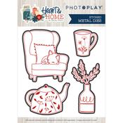 Heart & Home Dies - Photoplay