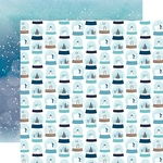 Let It Snow Paper - Winter Magic - Echo Park - PRE ORDER