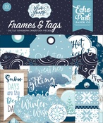 Winter Magic Frames & Tags - Echo Park