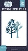 Winter Trees Die Set - Echo Park - PRE ORDER