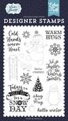 Warm Hugs Stamp Set - Echo Park - PRE ORDER
