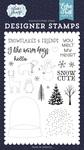 You Melt My Heart Stamp Set - Echo Park