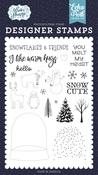 You Melt My Heart Stamp Set - Echo Park