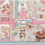 Sweety 8x8 Paper Pad - Stamperia - PRE ORDER