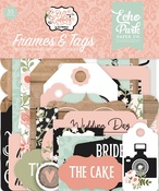Our Wedding Frames & Tags - Echo Park