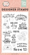 Our Love Story Stamp Set - Echo Park