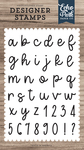 Sadie Lowercase Alphabet Stamp Set - Designer Stamps - Echo Park