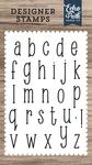 Mckell Lowercase Alphabet Stamp Set - Designer Stamps - Echo Park