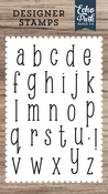 Mckell Lowercase Alphabet Stamp Set - Designer Stamps - Echo Park