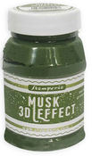 Dark Green Musk 3D Effect 100ml - Stamperia - PRE ORDER