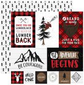 Multi Journaling Cards Paper - Echo Park - PRE ORDER