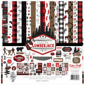 Let's Lumberjack Collection Kit - Echo Park - PRE ORDER - PRE ORDER