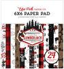 Let's Lumberjack 6x6 Paper Pad - Echo Park
