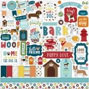 My Dog Element Sticker - Echo Park