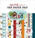 My Dog 6x6 Paper Pad - Echo Park - PRE ORDER
