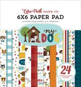 My Dog 6x6 Paper Pad - Echo Park