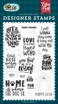 Furry Friends Stamp Set - Echo Park - PRE ORDER
