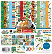 Zoo Adventure Collection Kit - Carta Bella - PRE ORDER