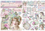 Hortensia Die-Cuts - Stamperia