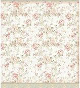 Roses Rice Paper A3 - Princess - Stamperia