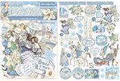 Winter Tales Die-Cuts - Stamperia - PRE ORDER