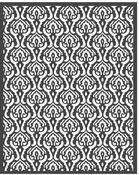 Winter Tales Texture 1 Stencil 7.87 x 9.84 - Stamperia - PRE ORDER