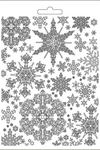 Winter Tales Snowflakes Max Mould - Stamperia