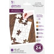 Gemini Jigsaw 5 x 7 Edge'Ables Die - Crafter's Companion