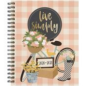 Live Simply Carpe Diem Planner - Pukka Pads - PRE ORDER