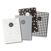 Monochrome Notebook Set - Carpe Diem - Pukka Pads