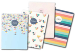 Hearts Notebook Set - Carpe Diem - Pukka Pads - PRE ORDER