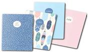 Feathers Notebook Set - Carpe Diem - Pukka Pads - PRE ORDER