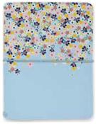 Ditsy Floral - Carpe Diem A6 Notebook & Passport Holder - Pukka Pads - PRE ORDER