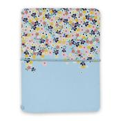 Ditsy Floral - Carpe Diem A6 Notebook & Passport Holder - Pukka Pads
