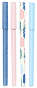 Feathers Carpe Diem Ball Point pen 4 pack - Pukka Pads - PRE ORDER