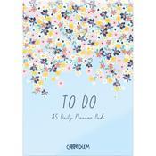 Ditsy Floral A5 Carpe Diem Daily Planner Pad - Pukka Pad