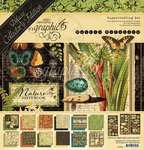 Nature Notebook Deluxe Collector's Edition - Graphic 45 - PRE ORDER