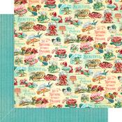 Le Chapeaux Paper - Ephemera Queen - Graphic 45 - PRE ORDER