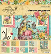 Ephemera Queen Collection Pack - Graphic 45 - PRE ORDER