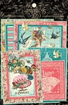 Ephemera Queen Ephemera & Journaling Cards - Graphic 45