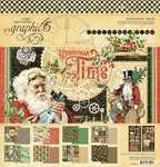 Christmas Time Collection Pack - Graphic 45