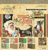 Christmas Time Collection Pack - Graphic 45 - PRE ORDER