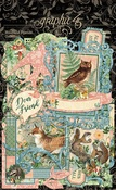 Woodland Friends Die-cut Assortment - Graphic 45
