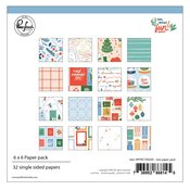 Oh What Fun! 6 x 6 Paper Pack - Pinkfresh Studio - PRE ORDER