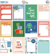 Oh What Fun! Journaling Cards - Pinkfresh Studio